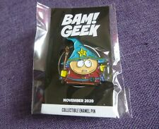 BAM! GEEK SOUTH PARK COLLECTIBLE ENAMEL PIN  LIMITED PIN'S