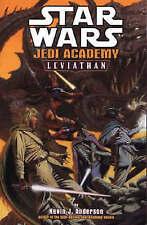 Star Wars: Jedi Academy - Leviathan of Corbos by Dario Carrasco, Kevin J. Anderson (Paperback, 2000)