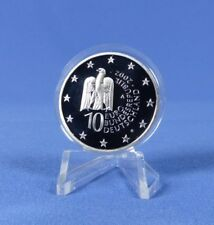 10 Euro BRD 2002 A, Museumsinsel Berlin  , 925 Silber *PP/Proof  ( S - 12)