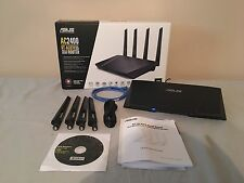 ASUS RT-AC87U 1734 Mbps Dual Band Gigabit Wireless AC Router 4x4 AC2400