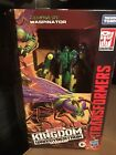 Transformers War For Cybertron Kingdom Deluxe Class Waspinator Shadow Panther