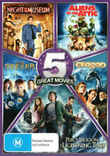 5 Great Movies Percy Jackson and The Lightning Thief Aliens in The Attic