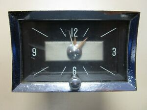 '57 Chevy, 1957 Chevrolet Belair 210 Nomad used GM clock 987545