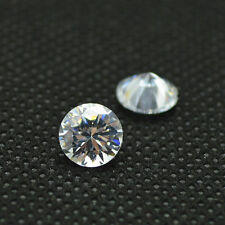 1000pcs AAA 2mm Round Loose Clear Cubic Zirconia Stone Jewellery Ring Pendants