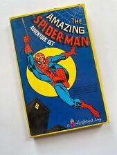 Vintage Spiderman Colorforms Adventure Set 1974
