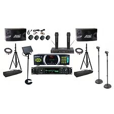 Professional Karaoke Equipment System Hard drive player digital machine music