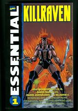 Marvel Essential ~ Killraven Volume 1 ~ Softcover 1st Printing ~ Marvel 2005