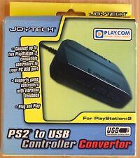 PS2 to USB Controller Converter Sony PlayStation 2 Joytech