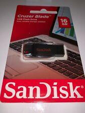 SANDISK CRUZER BLADE 16 GB WINDOWS USB 3.0