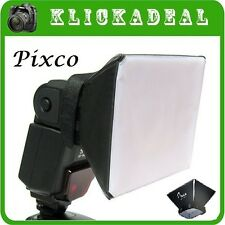 Flash Diffusor Speedlite Diffuser Interface Soft Box Flash Soft Cover Universal