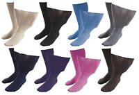 IOMI Footnurse - Mens Womens Unisex Extra Wide Loose Fit Cotton Oedema Socks