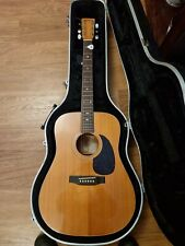 More details for moridaira dreadnought acoustic guitar