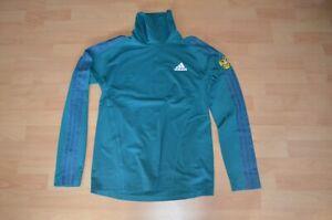 Adidas Laufshirt Rollkragen Longsleeve Russland Russia Nationalteam Gr L