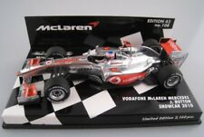 Vodafone McLaren Mercedes MP4-25 J. Button Showcar 2010 Minichamps 1:43 OVP NEU