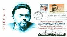 CHARLES P. STEINMETZ Ship named: Electrical Engineer First Day of Issue PM