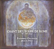 Chant de L'Eglise de Rome, New Music
