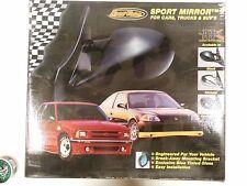 Road Vision Sport Manual Mirror Honda Accord 94-97 - Black Part # 902010MB