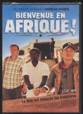 NEUF DVD BIENVENUE EN AFRIQUE ! SOUS BLISTER COMEDIE SATIRIQUE D ANDREAS GRUBER