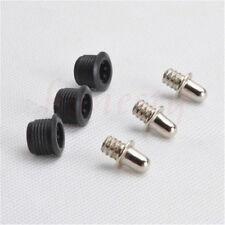 10 Sets Black Speaker Grill Cover Mount Peg Fastener Clip Female Buckle Parts