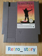 Nintendo NES Robin Hood Prince Of Thieves PAL