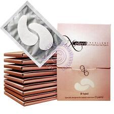 50 x Patch Per Estensioni Ciglia sotto gli Occhi Gel Collagene Maschera PELUCCHI libero PADS