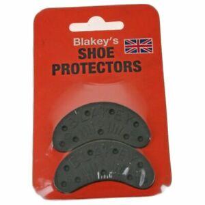 Shoe Protectors Rubber Segs Blakey's Segs Heel Plates  Metal Shoe Toe Heel &Toe