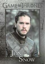 JON SNOW (Kit Harington) / Game of Thrones Season 6 (2017) BASE Trading Card #35