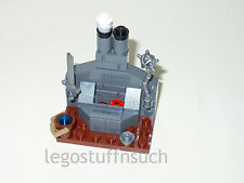 Custom LEGO Castle Village kingdom stove forge weapon crafting blacksmith shop