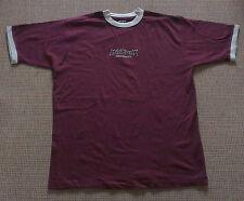 Pit Bull Germany T-Shirt Shirt Bordeauxrot Pit Bull-Logo gestickt Gr. L Neu