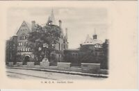 Hartford Connecticut~ YMCA Vintage RP Postcard *Free Shipping*
