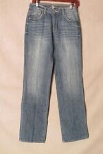 D8449 7 For All Mankind Standard Killer Fade Jeans Girls 28x32
