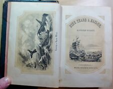 Nine Years a Sailor by Charles Nordhoff – 1856 - Whaling