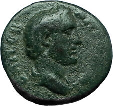 ANTONINUS PIUS Nicomedia Bithynia Authentic Ancient Roman Coin DEMETER  i66318