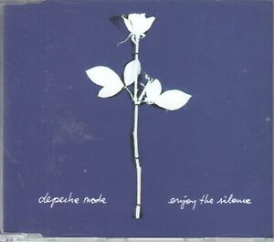 "Depeche Mode  CD-SINGLE   Enjoy the Silence    ©   1990    /  5"""