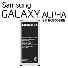 NEW Replacement Battery for Samsung Galaxy Alpha (SM-G850F) 1860mAh - BG850BBE