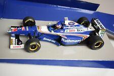 1:18 WILIAMS RENAULT FW19  J.VILLENEUVE champion 1997