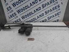 MERCEDES A140 WINDSCREEN WIPER MOTOR AND MECHANISM 1999 1397cc