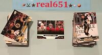 2013 Upper Deck NHL Series 1 Complete Base Set 200 SIDNEY CROSBY PATRICK KANE