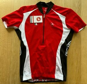 Brand New Original CASTELLI PROSECCO CYCLING Jersey L