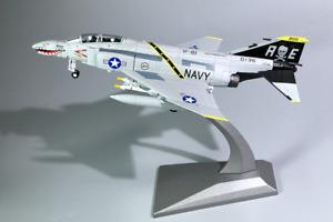 Amer Com US NAVY F-4J Phantom II VF-84 Jolly Rogers 1/100 Diecast Model US SHIP