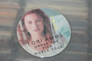 Tori Amos - laminated backstage pass  - FREE SHIPPING -