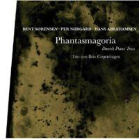 Trio con Brio Copenh - Phantasmagoria: Danish Piano Trios [New CD]