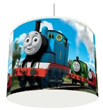 THOMAS THE TANK BOYS LIGHT LAMPSHADE KIDS ROOM matches duvet set   FREE P&P