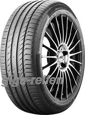 Sommerreifen Continental ContiSportContact 5 225/45 R17 91V BSW mit FR MO