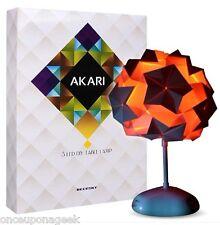 Gakken AKARI ORIGAMI Paper Lantern Folding Lamp Shade Japan Origami Art