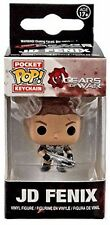 Funko POP Keychain Gears of War JD Fenix Exclusive Figure Pocket Key Pop