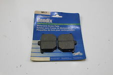 BENDIX HONDA FRONT BRAKE PADS. PART # MA17