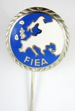 F.I.E.A. International Association of Experts in Automotive Pin Badge