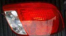 Kia Rio Sedan 06 07 08 09 10 11 Rear Tail Light Lamp Left (Driver Side)W Bulb