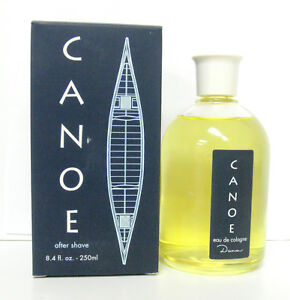 DANA CANOE AFTERSHAVE SPLASH  8.4oz 250mL Canoe Theme Dana